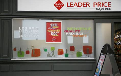 siege social leader price franprix leader price groupe casino