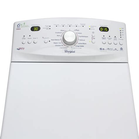 test whirlpool awe9765gg lave linge ufc que choisir