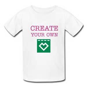 design own shirt create your own t shirt spreadshirt