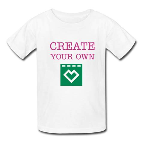 Create Your Own Tshirt Spreadshirt