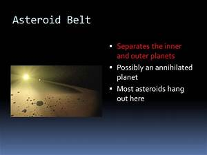 The Inner and Outer Planets - ppt video online download