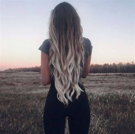 25 Best Ideas About White Ombre Hair On Pinterest White
