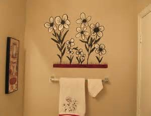 wall paint ideas for bathrooms gallery for gt creative wall painting ideas