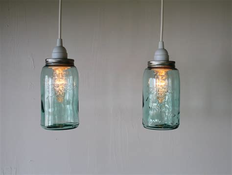 Pair Of Antique Aqua Blue Ball Mason Jar Hanging Lighting Cube Bench Punch Press Golds Gym Xr5 Weight Manual Vice Harbor Freight Kits Patio Furniture Storage Large Benches Wooden Swing