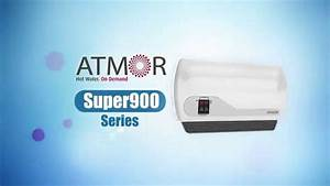 Atmor Super 900 Series Tankless Electric Water Heaters