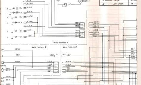 Corvette Headlight Wiring Diagram