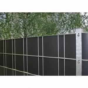 Sichtschutz Für Doppelstabmatten : doppelstabmatten sichtschutz pvc fenstergrau ral 7040 50m rolle 108 00 ~ Orissabook.com Haus und Dekorationen