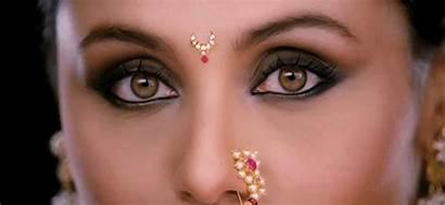 Rani Bindi Indian Mukerji Eyes Harem Bindis