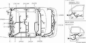 Infiniti I30 Plug Blind  Fitting  Room  Engine