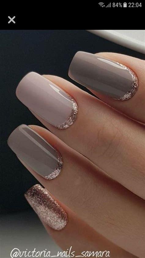 Modern Beige Nails Composition  Nail Art Ideas Morihaticom