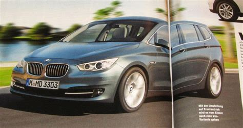 Rumor Bmw Vanlike Concept To Be Unveiled At Paris Motor Show