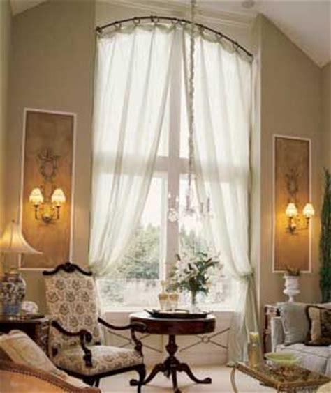 front windows shear curtains and curtain rods on pinterest