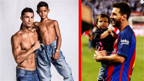 Famous Football Players & Their Kids! (2018) Youtube