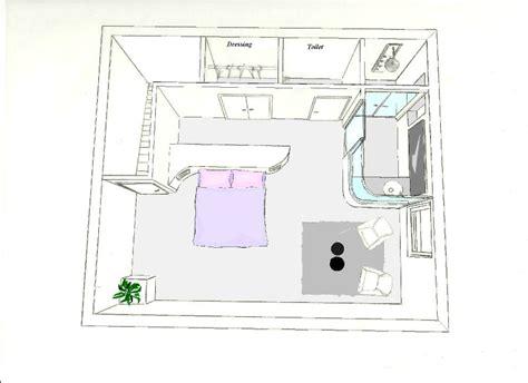 chambre maison ami vue de dessus photo de dessins migario