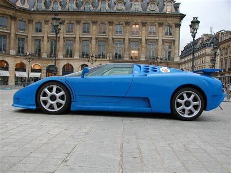 Bugatti Eb110 Supersport 1993 Bugatti Eb110 Supersport