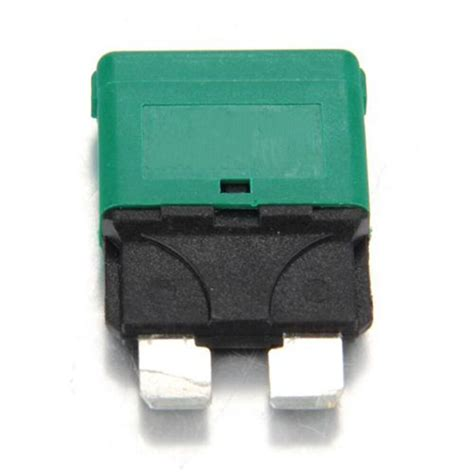 Amp Blade Fuse Reset Circuit Breaker Automotive