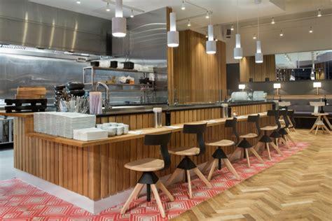 cafeteria kitchen design 18 restaurant kitchen designs ideas design trends 1952