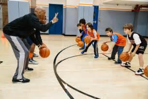 Basketball Training Camp for Kids