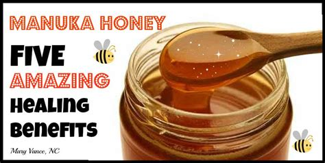 5 Healing Benefits Of Manuka Honey