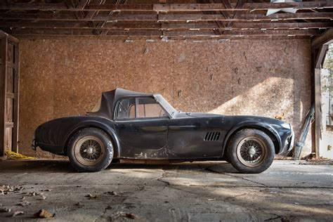 Cars Found In Barn by This 1 Million Classic Car Was Found In A Barn