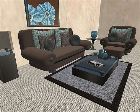 brown and teal living room decor teal and brown living room decor for the home