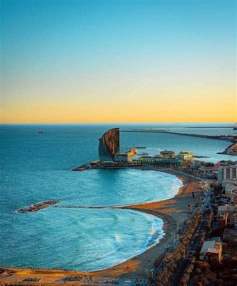 Barcelona, Spain | Barcelona beach, Spain travel, Places ...