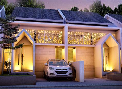 desain rumah islami rumah desain minimalis