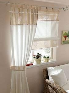 Gardinen Set Schlafzimmer : vorh nge landhausstil m belideen ~ Whattoseeinmadrid.com Haus und Dekorationen