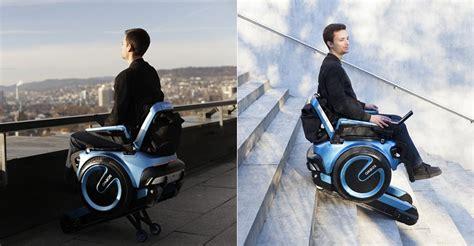 voici scewo un fauteuil roulant connect 233 qui monte les