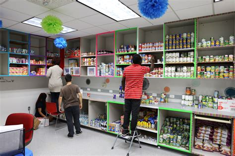 Food Pantry Dc Food Drive Aims To Fill Cus Food Pantry