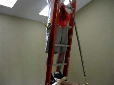 Installing Ceiling Fan Foot Youtube