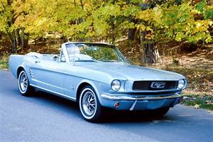 1966 FORD MUSTANG CONVERTIBLE - 189106