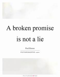 promise quote broken trust