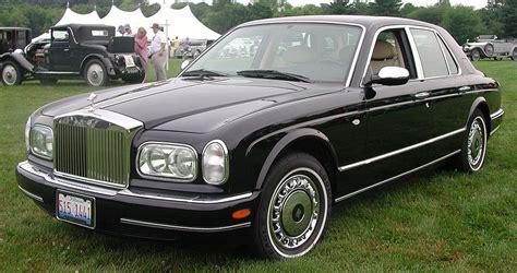 Rolls Royce Seraph by Rolls Royce Silver Seraph