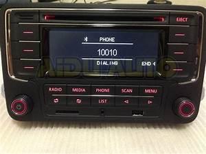 Golf 5 Radio : vw volkswagen original oem car radio rcn210 cd mp3 usb sd ~ Kayakingforconservation.com Haus und Dekorationen