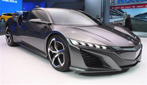 Acura Nsx Parts by Acura Nsx History Photos On Better Parts Ltd