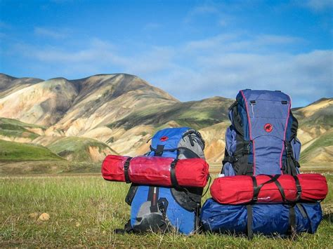 backpacking packing list    backpacking