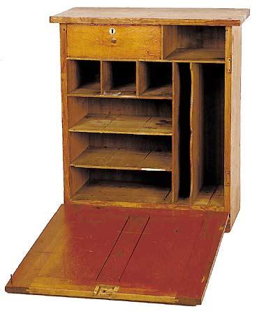 woodwork field desk plans  plans