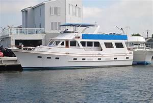 1987 Med Yachts Motor Yacht Power Boat For Sale Www