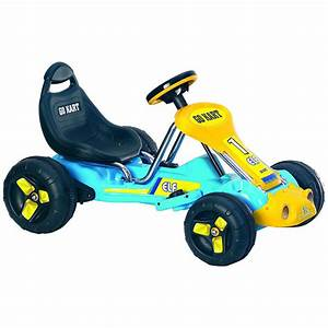Kids Ride On Electric Go Kart Rechargeable Children Toy ...