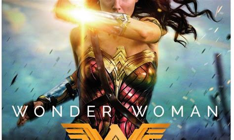 WONDER WOMAN Blu-ray And DVD Release Details | SEAT42F ...