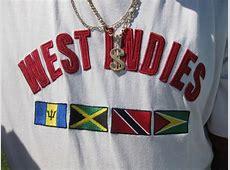 Shirt west indian, tshirt, jamaica, trinidad, barbados