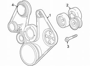 Jeep Grand Cherokee A  C Compressor Clutch Pulley  Liter