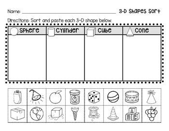 3 d shapes three dimensional shapes shapes worksheets 945 | 50aa4f5ff4685e9fd18138e415ec2e8c