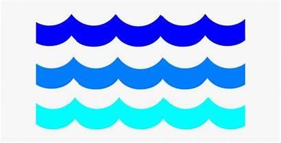 Waves Wave Clip Ocean Clipart Transparent Sea