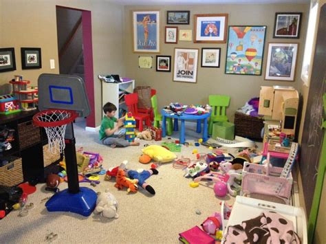 Ingenious Ways How To Keep Playroom Clutter Free
