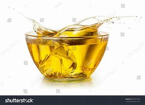 Cooking Oil. Splash Isolated On White. With Clipping Path ...