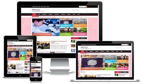 20+ Best Free News Based Blogger Templates Download