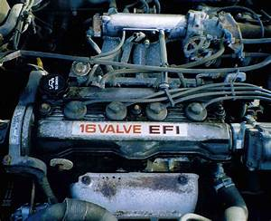 4a Fe Toyota Engine