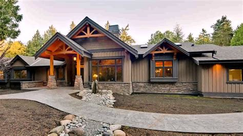 Modern Ranch Style Home Plans  Homes Floor Plans